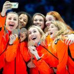Médailles bronze pour l'Euro Féminin de Hand