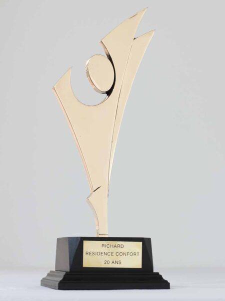 Trophée Bronze Victoire 2