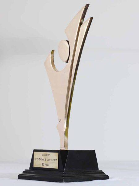 Trophée Bronze Victoire 3