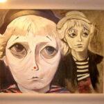 actu expo Danielle Souanin tableau