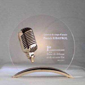 Trophée Micro Colisée
