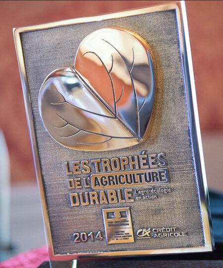 Trophée Agriculture Durable Bronze