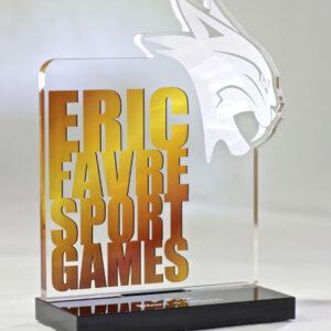 Trophée Eric Favre Sport Games 2