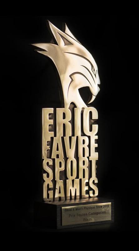 trophée Eric Favre Sport Games