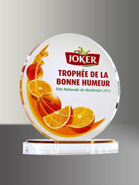 Trophée Alliance Joker