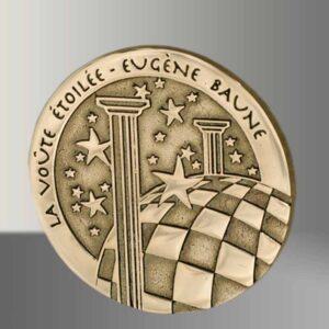 Médaille bronze association culturelle